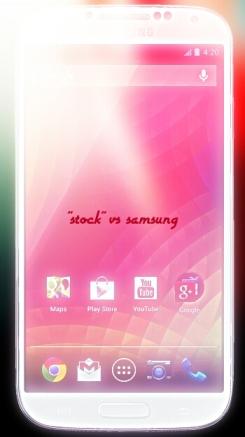 Galaxy S4 Nexus Experience