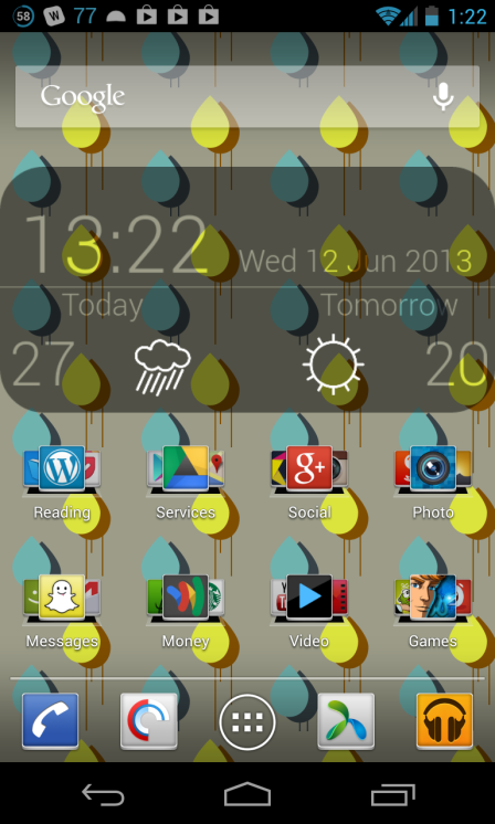 Ultimate Custom Clock Widget