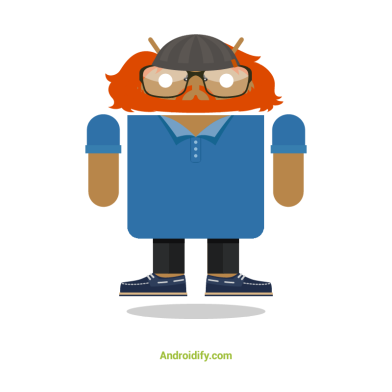 Androidify sample