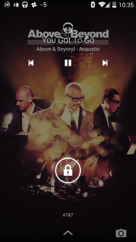 Above & Beyond Acoustic