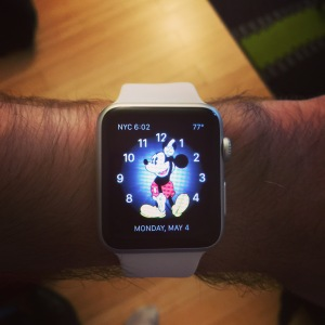 The Apple Watch Sport